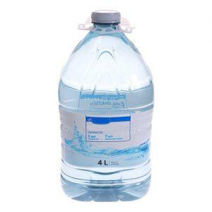 قیمت آب مقطر آزمایشگاهی