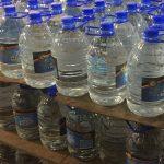 قیمت آب مقطر و آب دیونیزه