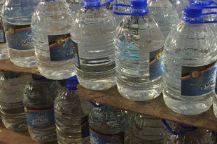 لیست قیمت آب مقطر