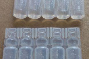 آب مقطر 5 سی سی