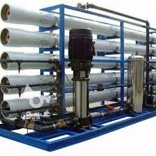 تولید آب دیونیزه