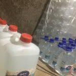آب مقطر در نظرآباد
