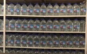 آب مقطر در نظر آباد